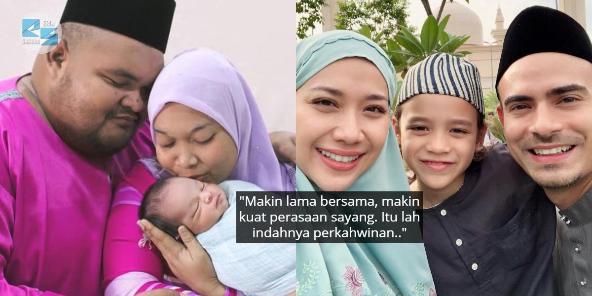 Kalau Suami Penyayang & Pandai Jaga Anak Isteri, Kehilangannya Memang Terasa