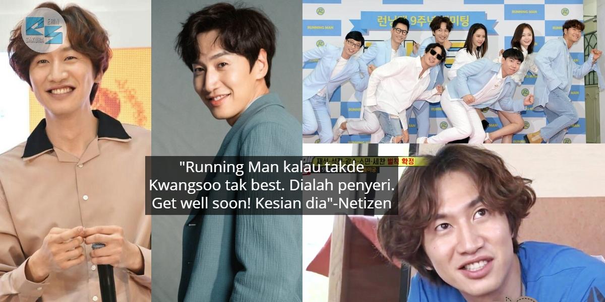 Terpaksa 'Lupakan' Show Running Man, Kwangsoo Terlibat Dengan Nahas Jalan Raya