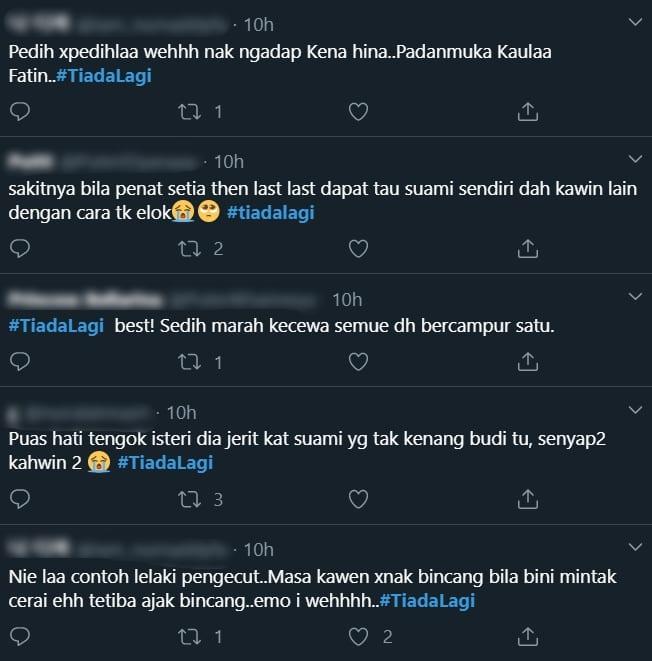 [VIDEO] Kepercayaan Rumah Tangga Dikhianati, Plot Twist Rita Rudaini Padu Habis
