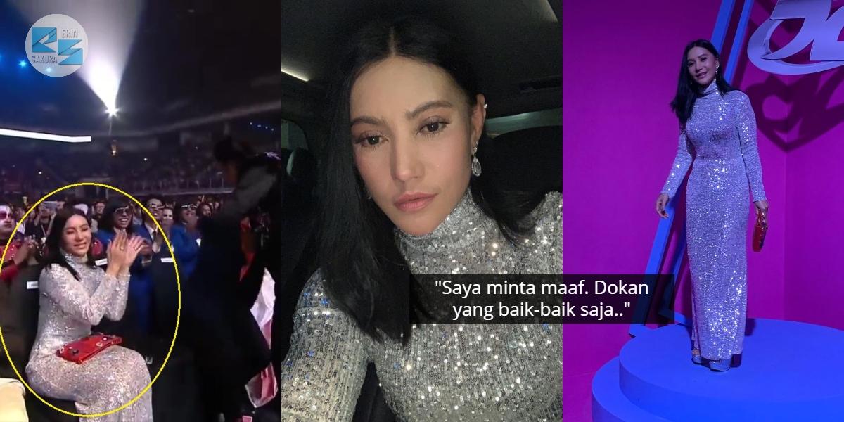 [FOTO] Hampir Tak Kenal, A. Aida Mengaku Dah Cabut Tudung Beberapa Bulan Lepas