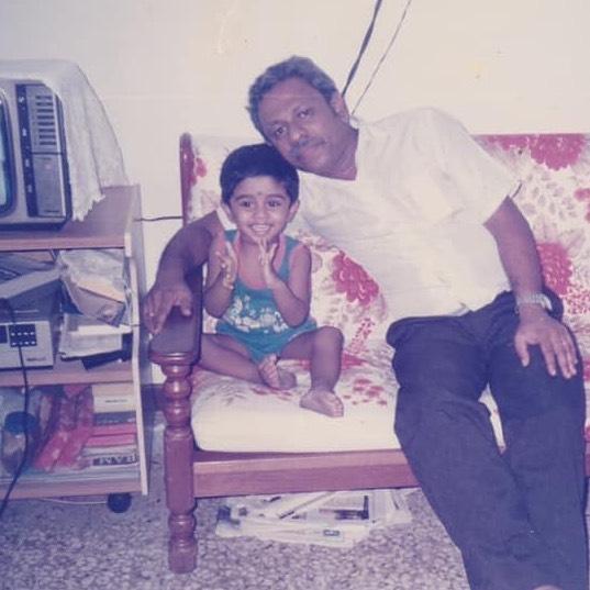 Bila Tahu Pasal Ashraf Sinclair, Teringat Kisah Silam Ketika Ayah 'Pergi' Dulu