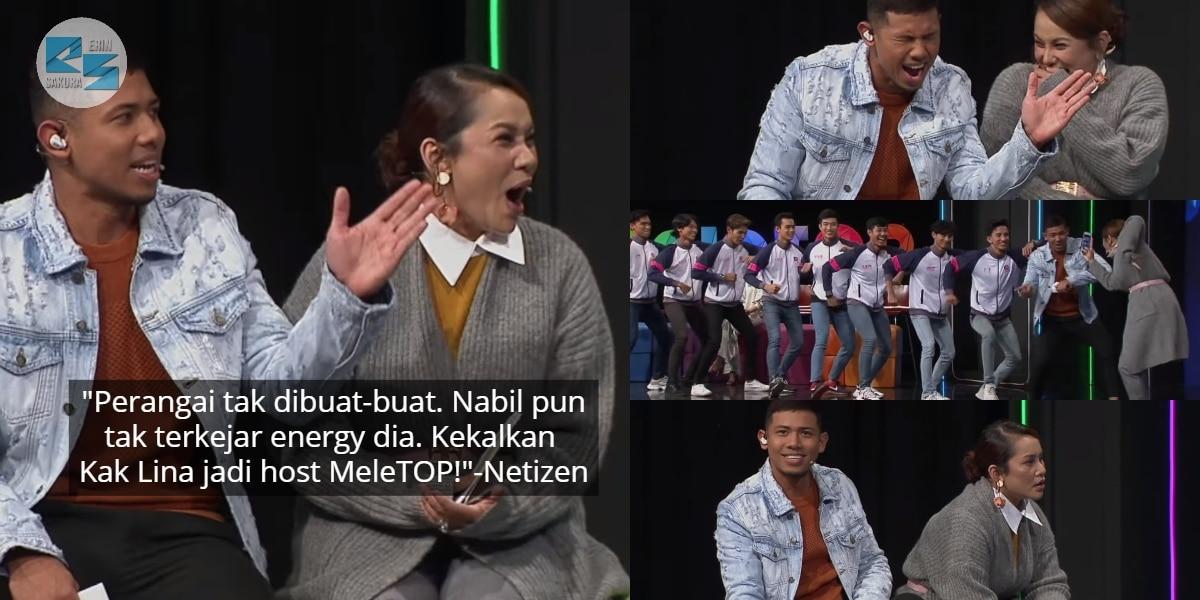 [VIDEO] Gedik Lain Macam Bila Ada 13 Hero Remaja, Hosting Elly Mazlein Dipuji