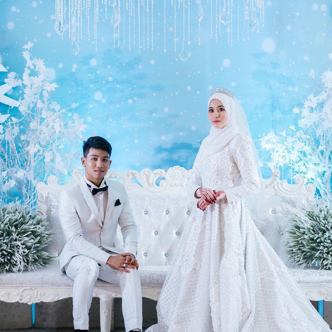 Suami Bergenang Air Mata, Eyra Hazali Buat Kejutan Hamil Lepas 3 Bulan Nikah