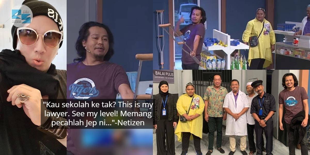[VIDEO] Cik B Muncul Di Sepahtu Reunion, Tiba-Tiba Jep Berubah Jadi Azwan Ali