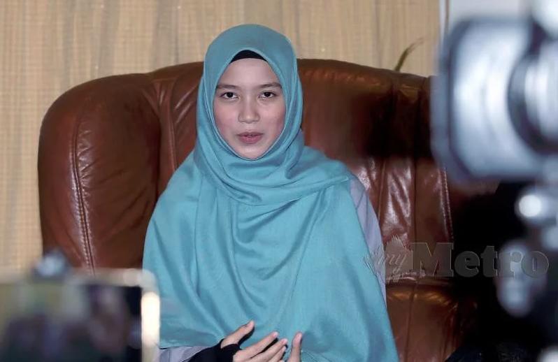 [VIDEO] Dilabel 'Penunggang Agama', Dayana Nekad Claim Lagu Demi Bersihkan Nama