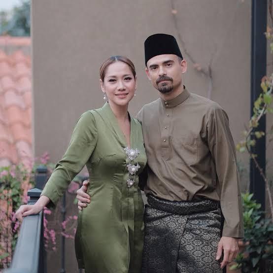 Setia Hujung Nyawa, Bunga Citra Lestari Tempah Liang Lahad Sebelah Pusara Suami