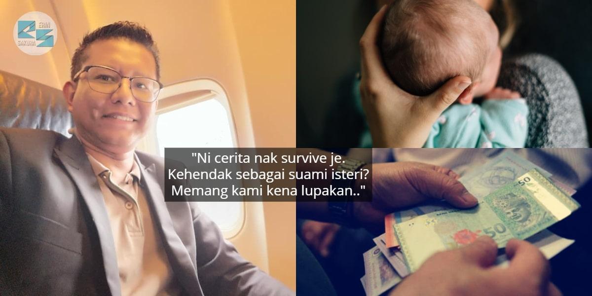Demi Tanggung Anak-Anak, Realitinya Mak Ayah Gaji RM6,000 Sebulan Pun Tak Cukup