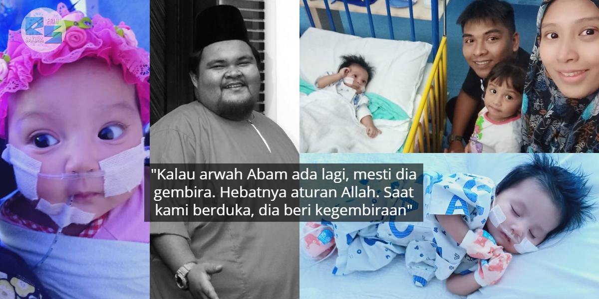 Berduka Hilang Anak & Abang, Ali Puteh Tak Sangka Isteri Kini Hamil 6 Minggu