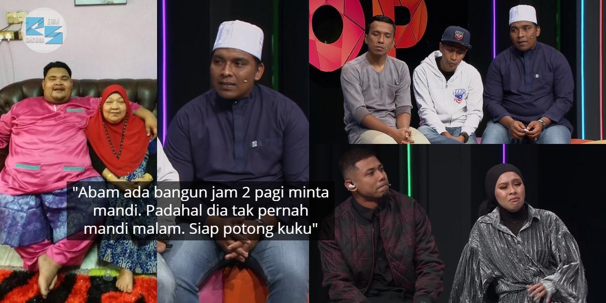 [VIDEO] Jihan & Nabil Gugur Air Mata Bila Ali Puteh Bongkar Tabiat Pelik Abam