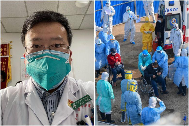Pemergian Dr Li Undang Kemarahan, Rupanya Ini Yang Jadi Di Awal Korona Tercetus