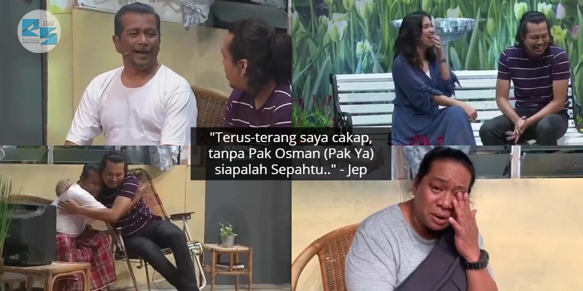 PakYa Muncul Balik Dalam Sepahtu, Tapi Man Raja Lawak Pula Menitis Air Mata..