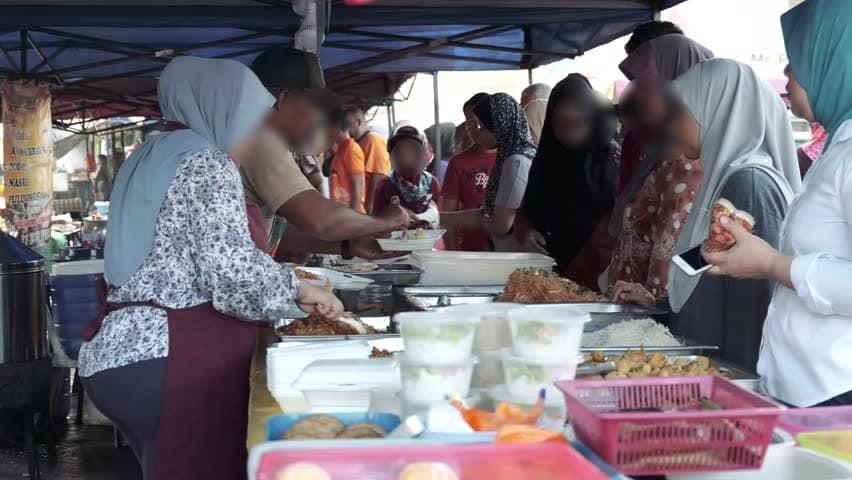 Krisis COVID-19: Bazar Ramadan Tahun Ini Dibatalkan Demi Langkah Berjaga-Jaga