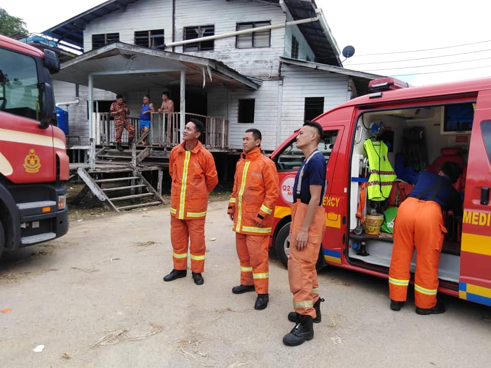 Sanggup Redah Jarak 80km Demi Padam Kebakaran, Sekali Rupanya Panggilan Palsu