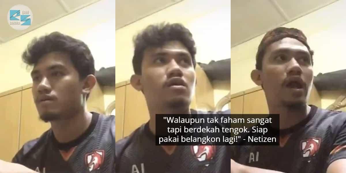 Penangan 'Babe Stop Challenge', Ramai Tak Tahan Bila Dengar Orang Jawa Membebel