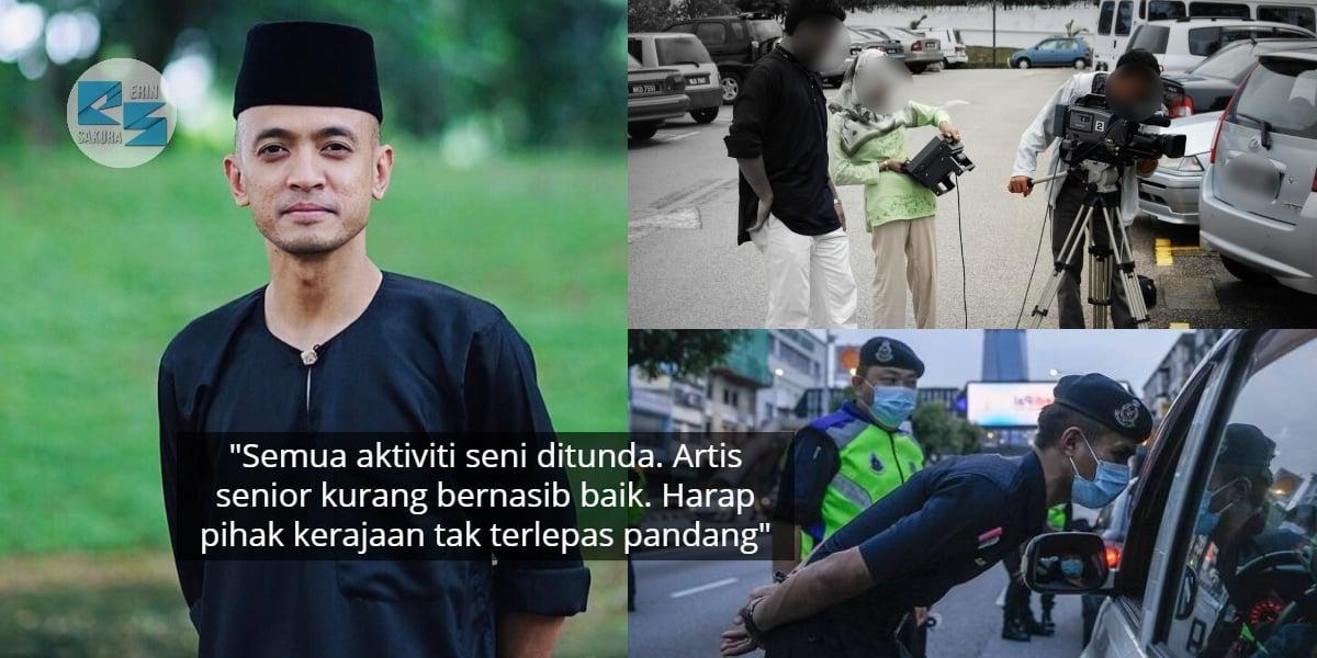 Selepas Black, Tomok Pula Bersuara Tentang Bantuan Untuk Artis Pada Musim PKP