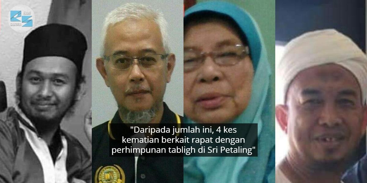 Minggu Paling Sayu, Inilah Wajah 8 Rakyat Malaysia Yang Pergi Akibat COVID-19