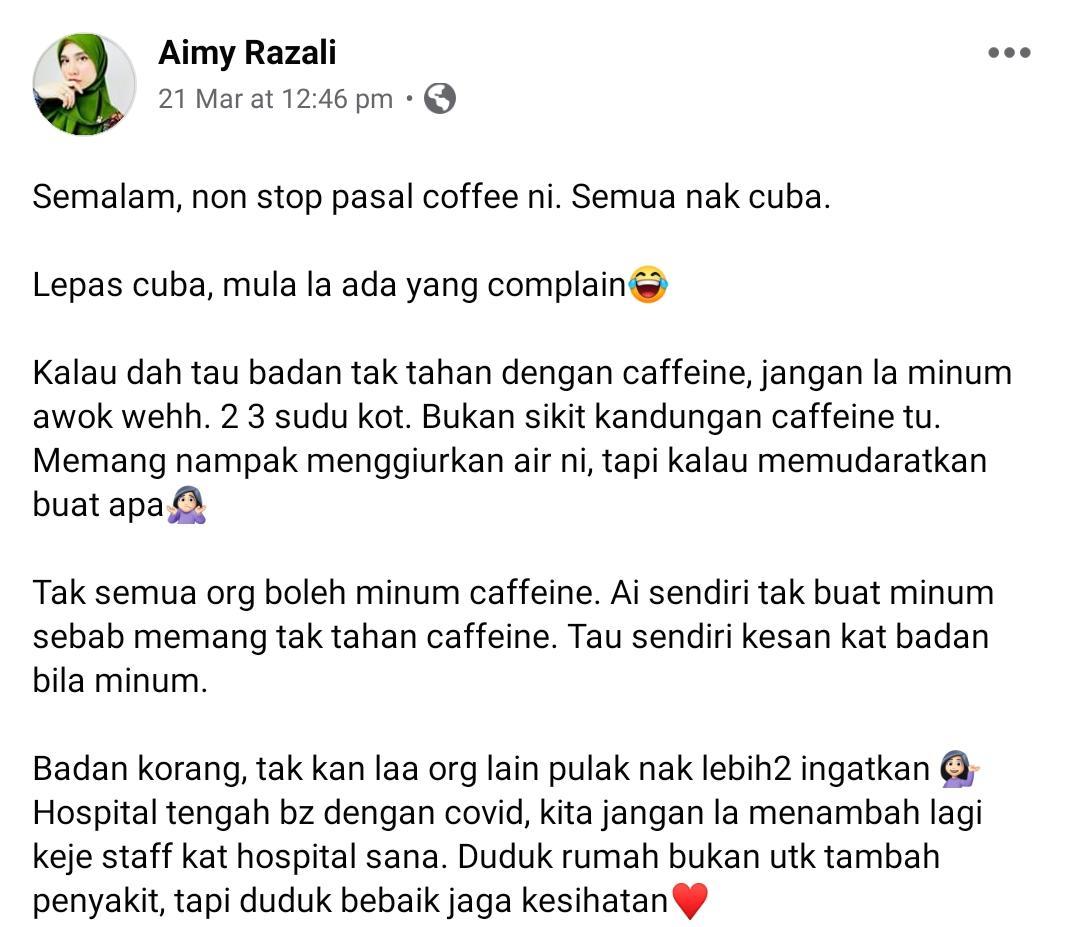 Netizen 'Kemaruk' Buat Kopi Dalgona, Waspada Risiko Masalah Jantung & Tulang