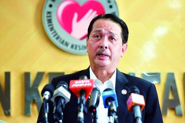 Ibarat 'Mimpi Ngeri', Jumlah Positif COVID-19 Di Malaysia Dah Lebih Angka 100