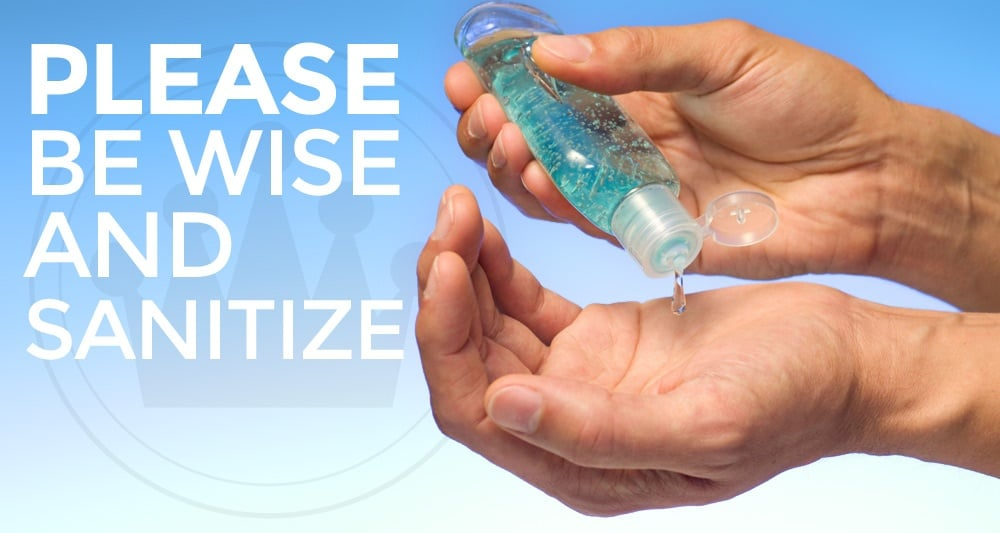 Nurse Tunjuk Cara Pakai Hand Sanitizer, Tak Sangka Ramai Pula Terjatuh Cinta