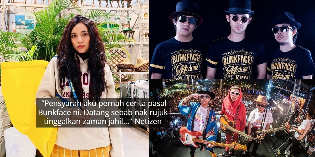 Panas Isu Lagu Kontroversi, Sweet Qismina 'Kantoikan' Perangai Sebenar Bunkface