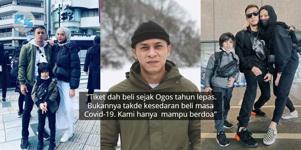 Koronavirus Makin Teruk, Ramai Risau Zahiril Melancong Ke Jepun Tapi Rupanya..