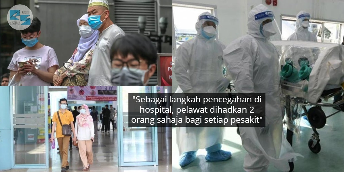 Makin Merisaukan, Jumlah Positif COVID-19 Malaysia 'Mencanak' Hampir 250 Orang