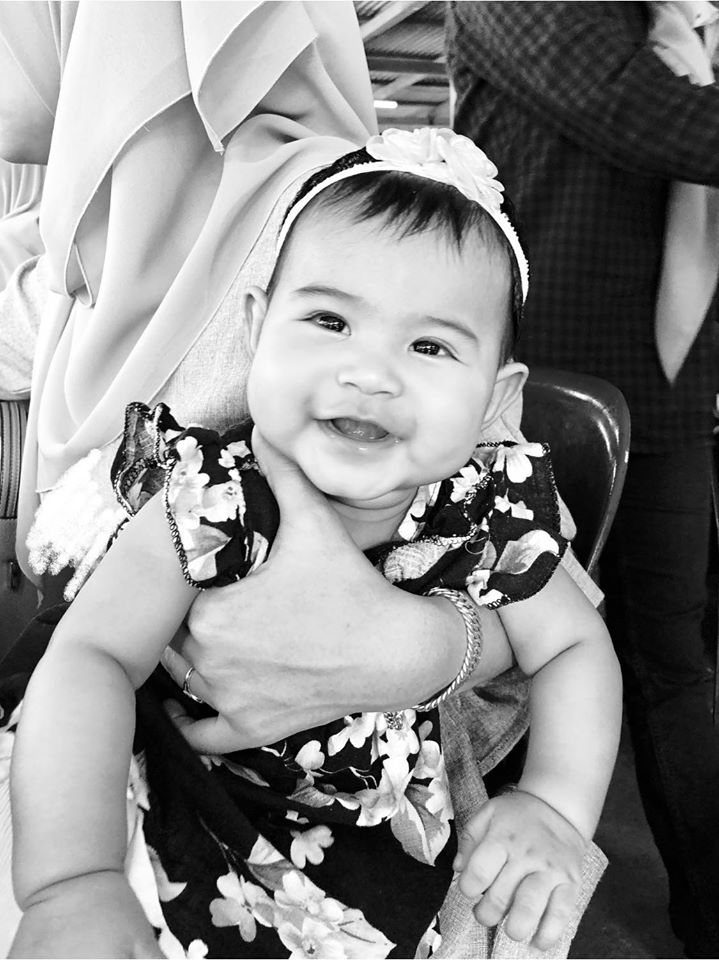 Demam Panas Turun Naik, Ibu Luah Sebak Bayi Umur 5 Bulan 'Pergi' Sekelip Mata