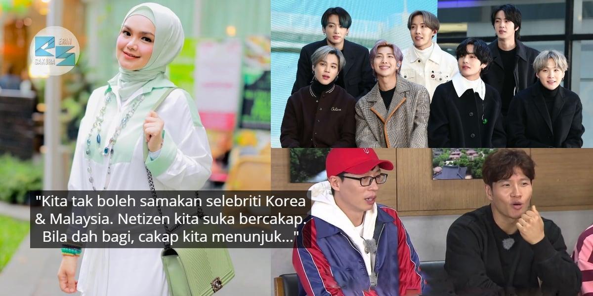 [VIDEO] Artis Korea Derma COVID-19 Berjuta, Kenapa Artis Malaysia Tak Macam Tu?