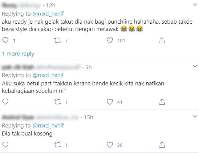 """[VIDEO] """"Orang Senang Tak Rasa Nikmat Susah""""- Jep Hurai Erti Syukur, Deep Habis"""