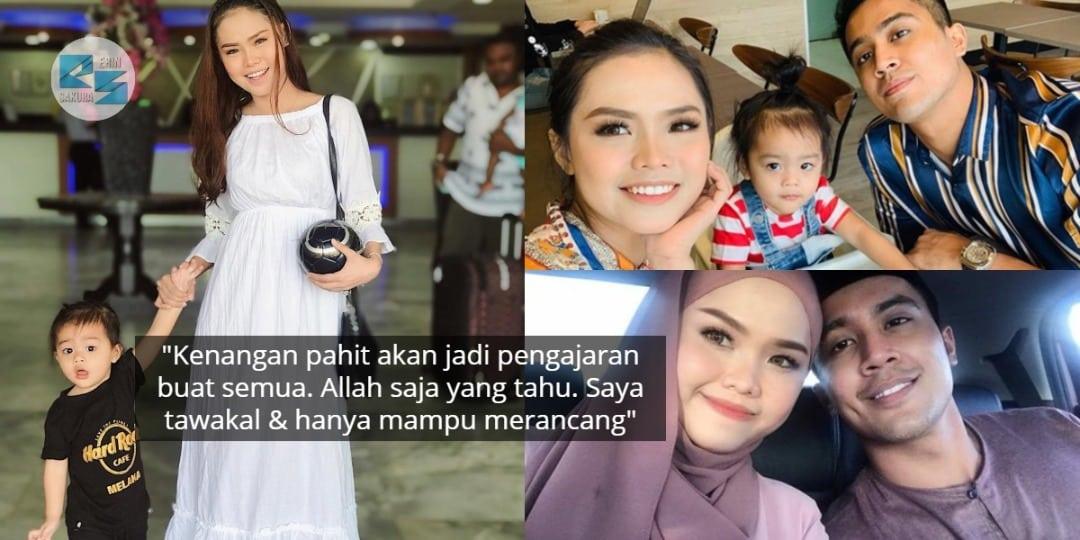 Rupanya Dah Lama Rujuk Dengan Aliff Sejak Iddah, Bella Dedah Hamil Anak Ke-2