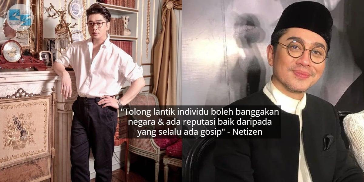 Alumni Berbakat Besar, Netizen Cadang Rizalman Jadi Ahli Lembaga Pengarah UiTM