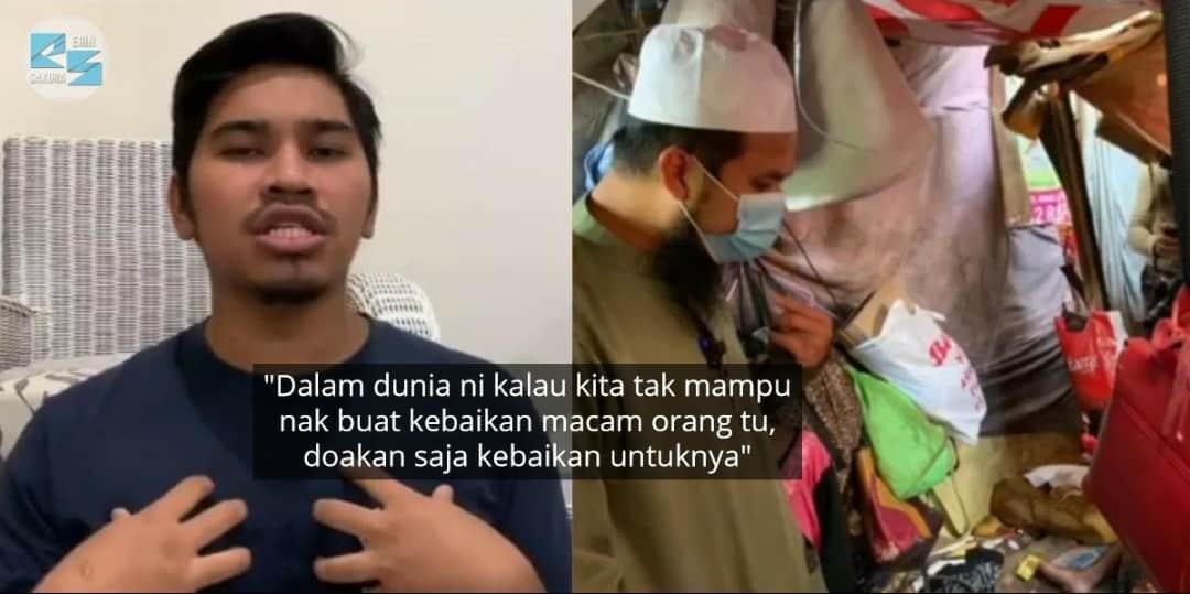 """[VIDEO] PU Abu Bidas Dakwaan Ustaz Ebit Lew Riak – """"Doakan Saja Yang Terbaik.."""""""