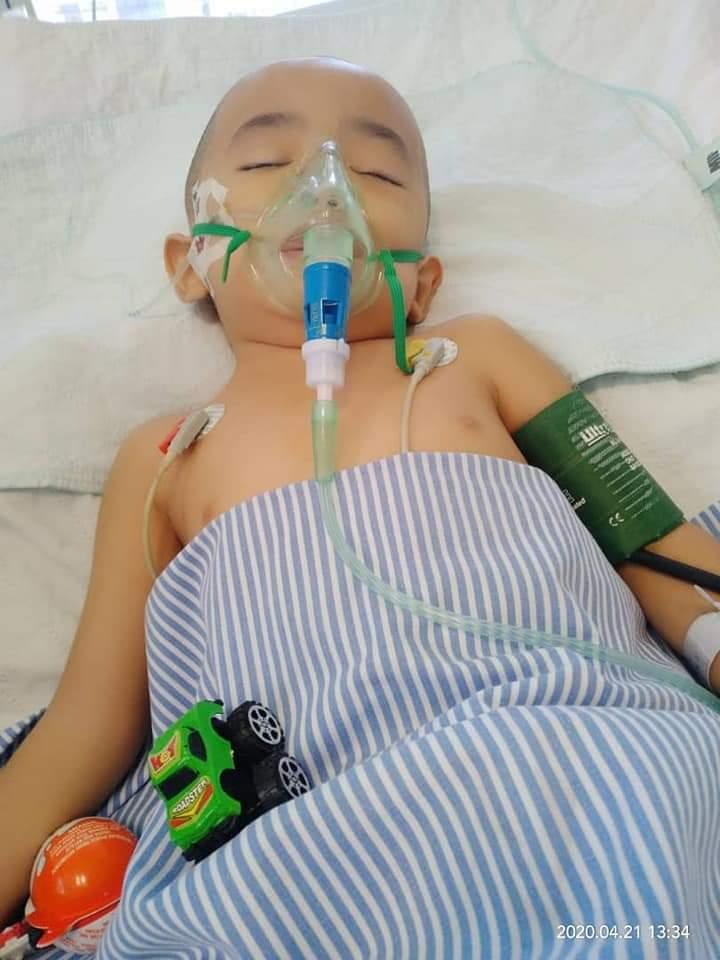 """Anak Menderita Kanser Otak"" – Bapa Sebak Tak Dapat Bersua & Hanya Mampu Berdoa"