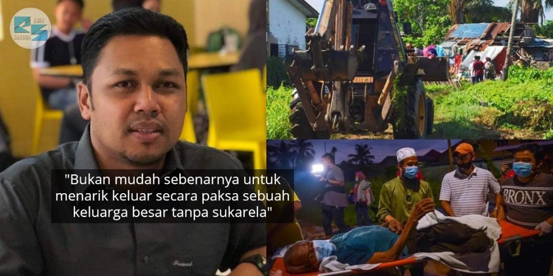 Tarik Nafas Lega, Derita Berpuluh Tahun Keluarga Pak Ishak Kini Sudah Berakhir