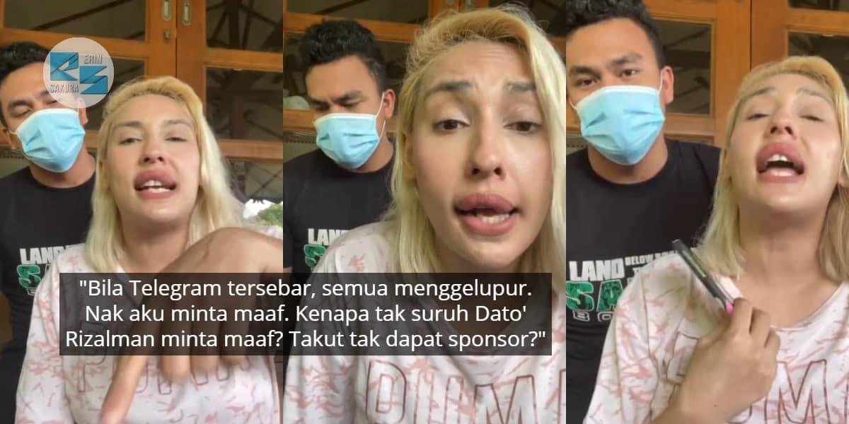 [VIDEO] Anju Sedia Nak Move-On, Tapi Kini Hilang Sabar & Nekad Saman 3 Artis