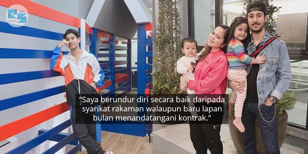 Harris Baba Akhirnya Undur Diri, Tak Berbaloi Tinggalkan Isteri & Anak Di Sabah