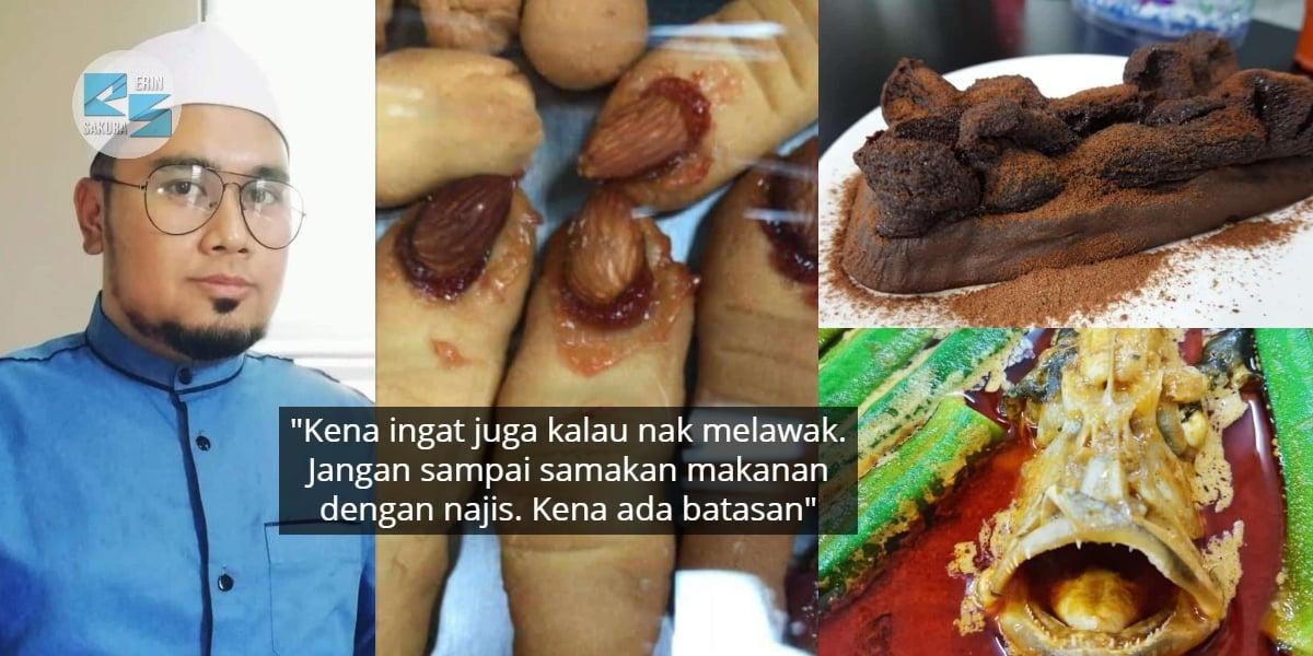 Ramai Bangga Tayang Masakan Failed, Ustaz Beri Ingatan Jangan Sampai Mengeji..