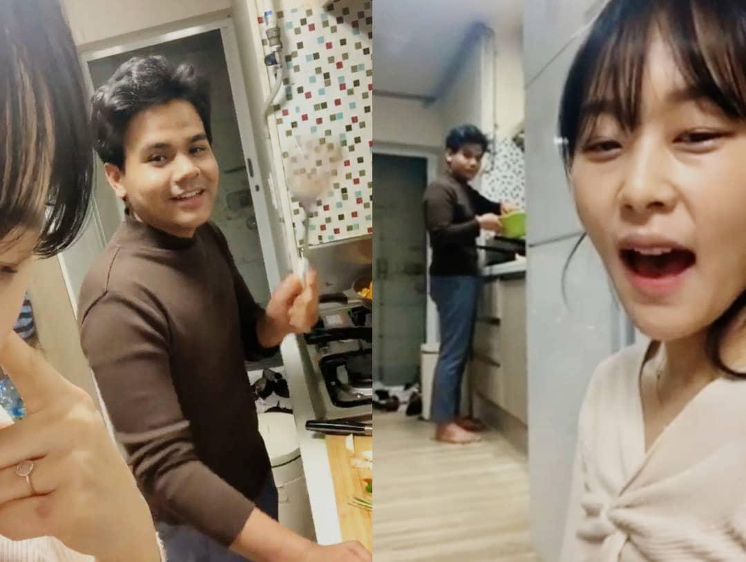 [VIDEO] Isteri Korea Ngadu Lapar, Suami Terkedu Dengar Ayat Melayu Yang Disebut