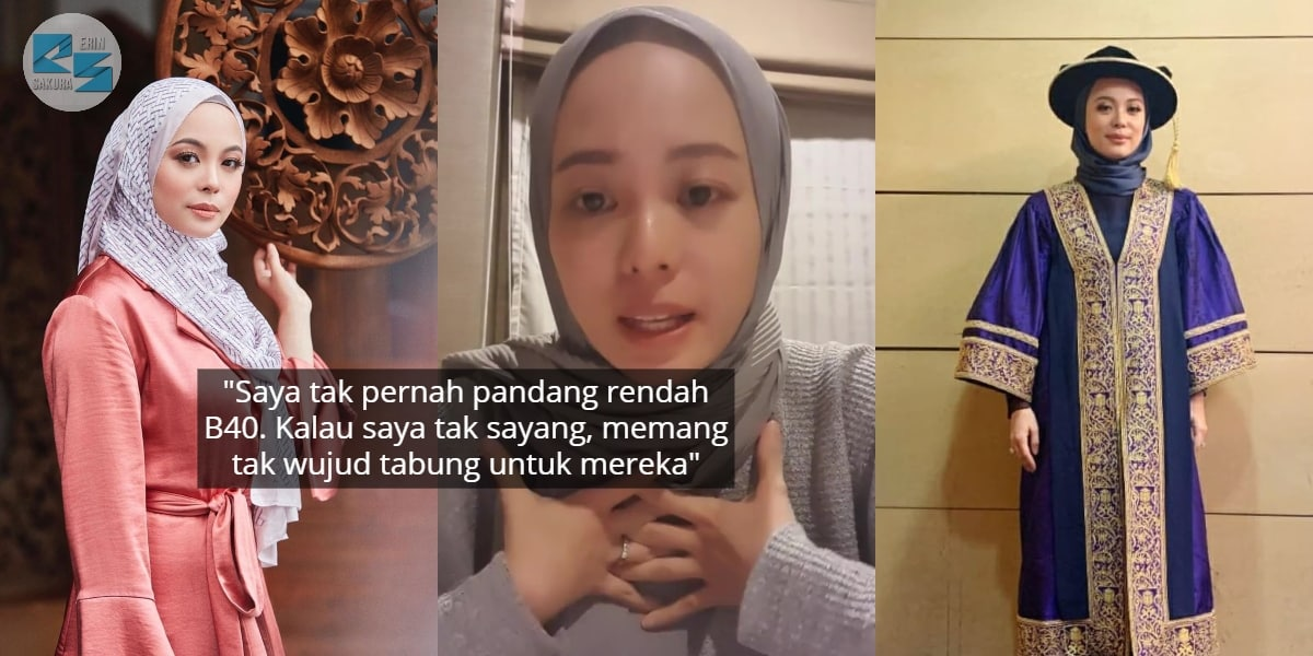 Vivy Mohon Maaf Singgung Golongan B40, Bakal Ambil Tindakan 'Kaki Putar Belit'