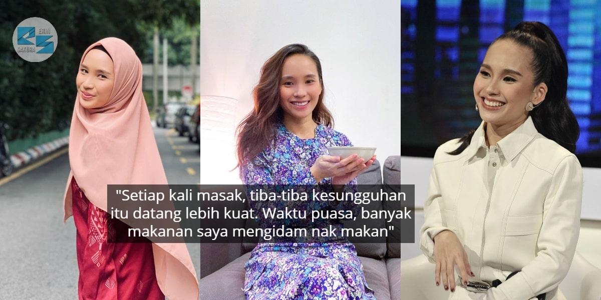 Bukan Setakat Tahan Lapar & Dahaga, Jasmine Suraya Cabar Diri Puasa Sebulan