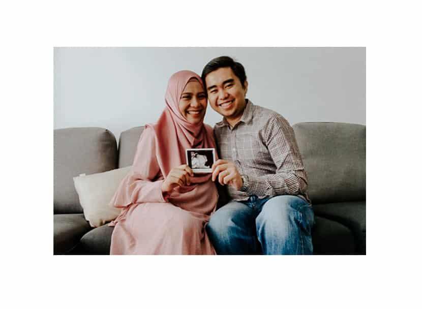 PKP Cetus Idea Online Photoshoot, Ibu Hamil Teruja Hasilnya Memukau
