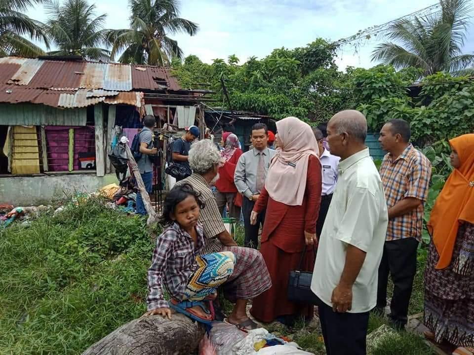 """""""Perabot Habis Dijual, Bantuan Rumah Pun Ditolak.."""" – Penduduk Kesal Difitnah"""