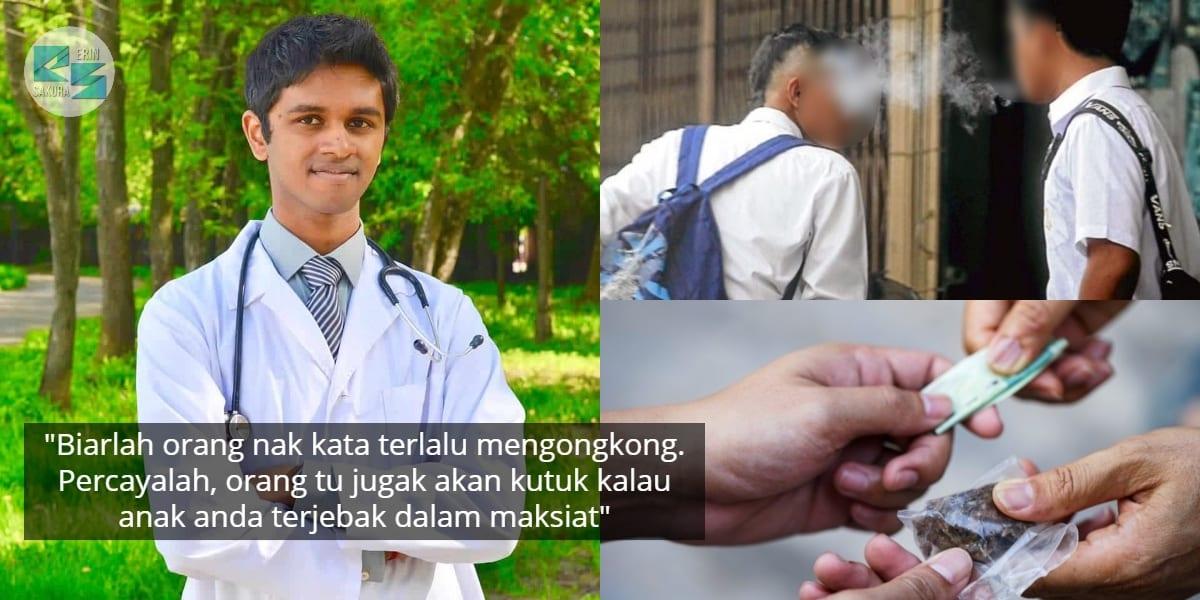 Ketagih Sejak Darjah 1, Doktor Terkejut Remaja Curi Dari Stok Ayah Sendiri