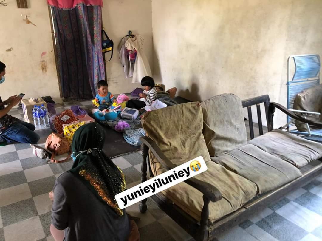 Ibu Larikan Diri, 5 Beradik Terpaksa Jadi Ketua Keluarga Tanggung Bapa Lumpuh