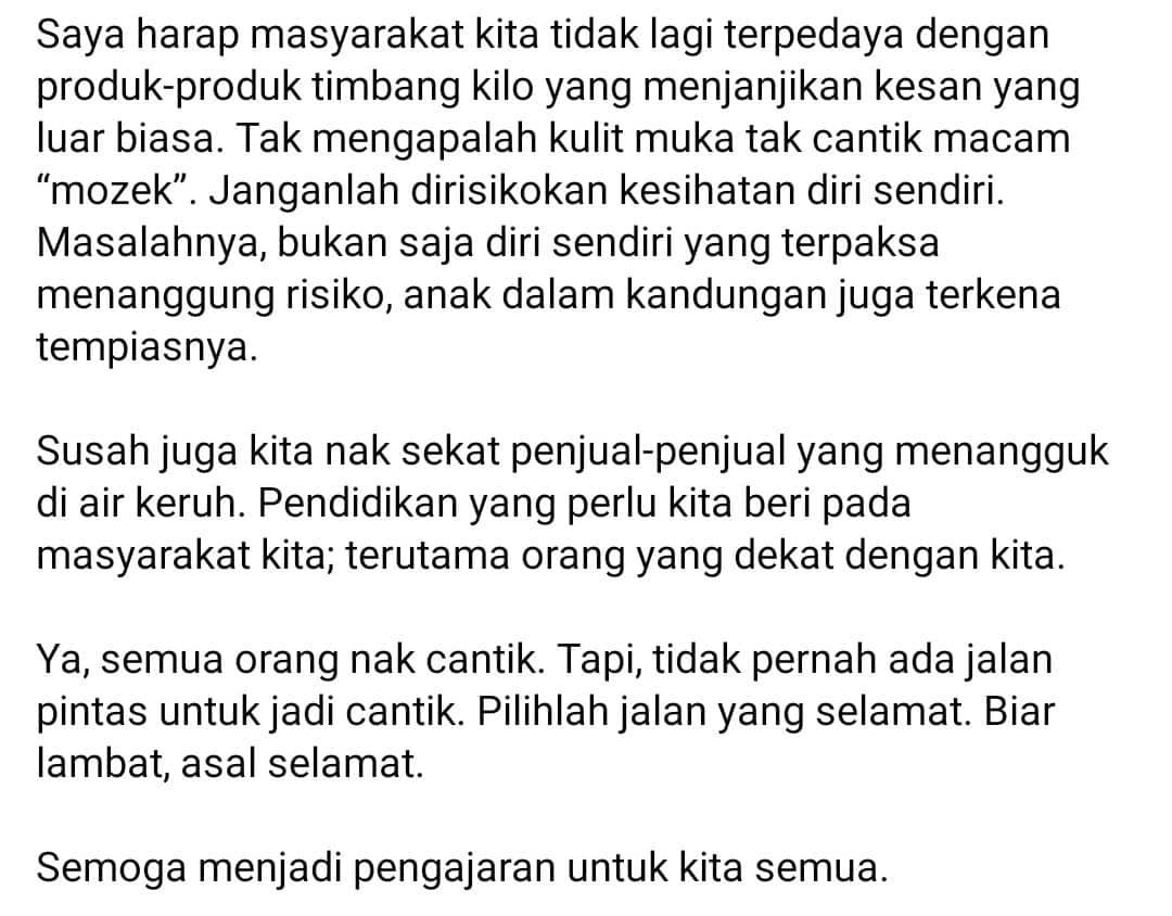 Gara-Gara Si Ibu Taksub Nak Cantik & Putih, 3 Bayi Akhirnya Dilahir Pramatang..