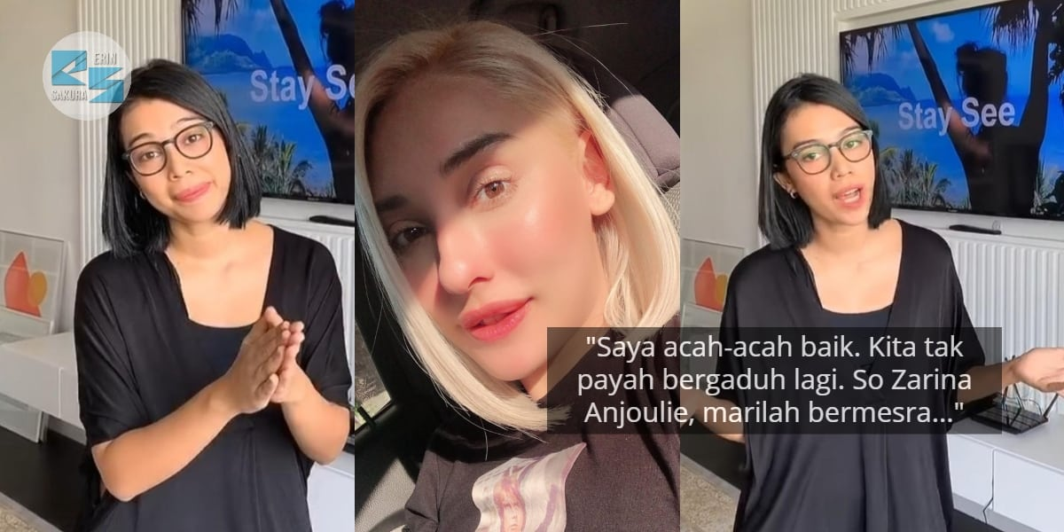 [VIDEO] Sakinah Minta Maaf Tapi Main-Main & Tak Ikhlas? Ini Jawapan Matang Anju