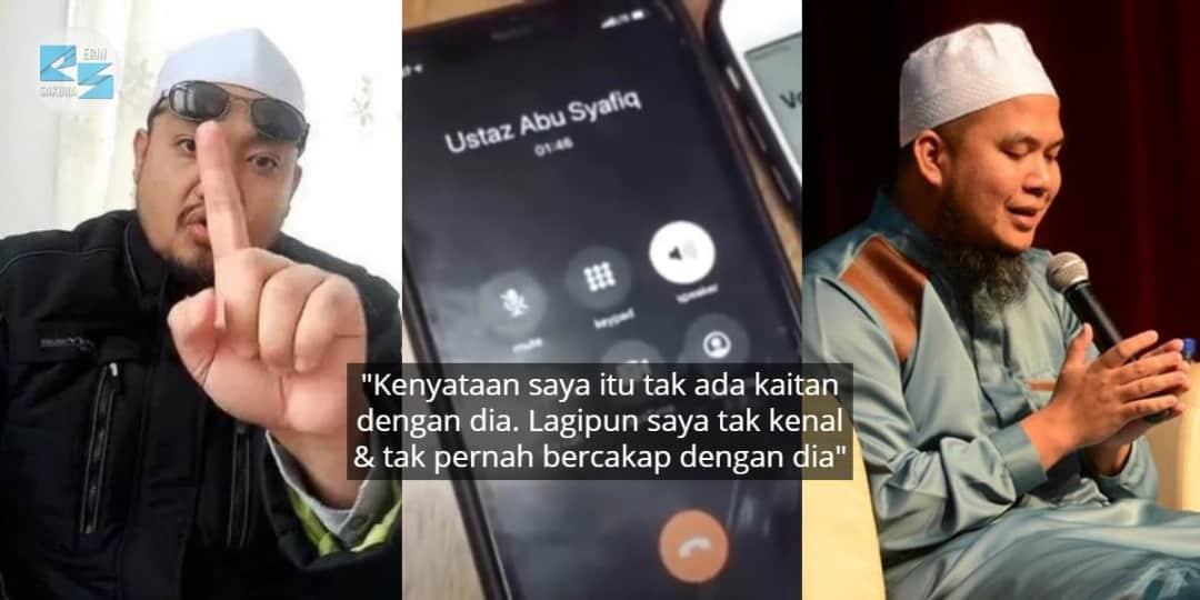 """""""Takkan Minta Maaf""""-Wartawan Dedah Rakaman Ustaz Abu Jawab Tentang Isu Ebit Lew"""