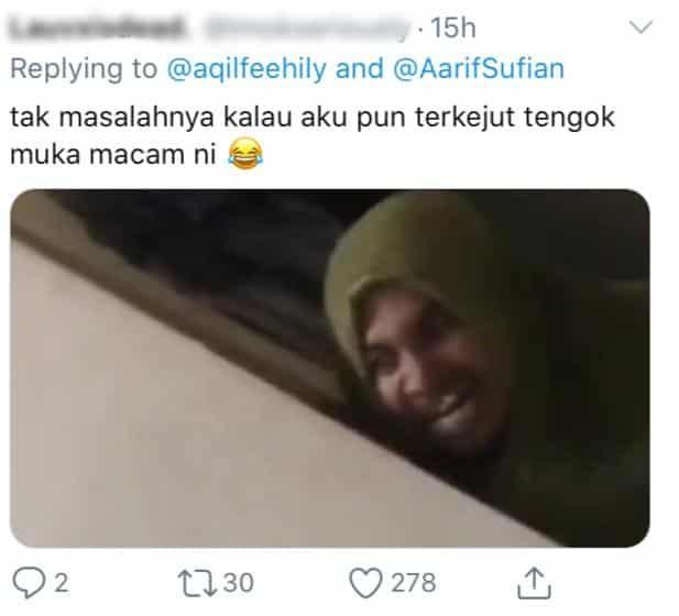 [VIDEO] Viral Abang Sado Penakut, Muka Terkejut Member Kena 'Bahan' Win Habis