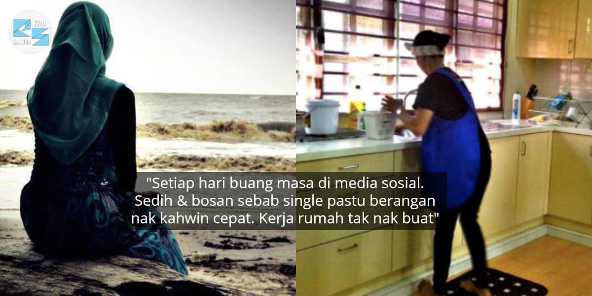 Dibebel Ibu Sebab Asyik Bangun Lewat, Pelajar Menyesal Balik PKP Di Kampung
