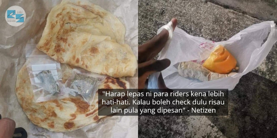 Tergamak Aniaya Riders, 'Taktik Kotor' Roti Canai Disumbat Bahan Terlarang..